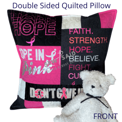 SewISaid-Quilted-Memory-TShirt-Pillow